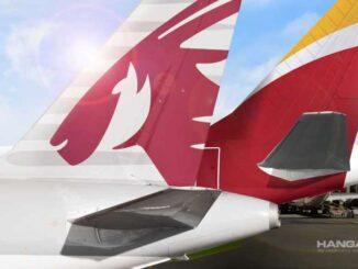 Iberia y Qatar Airways amplían su red de destinos en código compartido