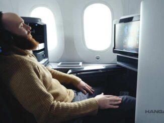 Air Europa suma contenidos a su sistema de entretenimiento a bordo