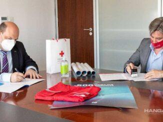 Acuerdo entre Aerolíneas Argentinas y Cruz Roja Argentina para el transporte de ayuda humanitaria