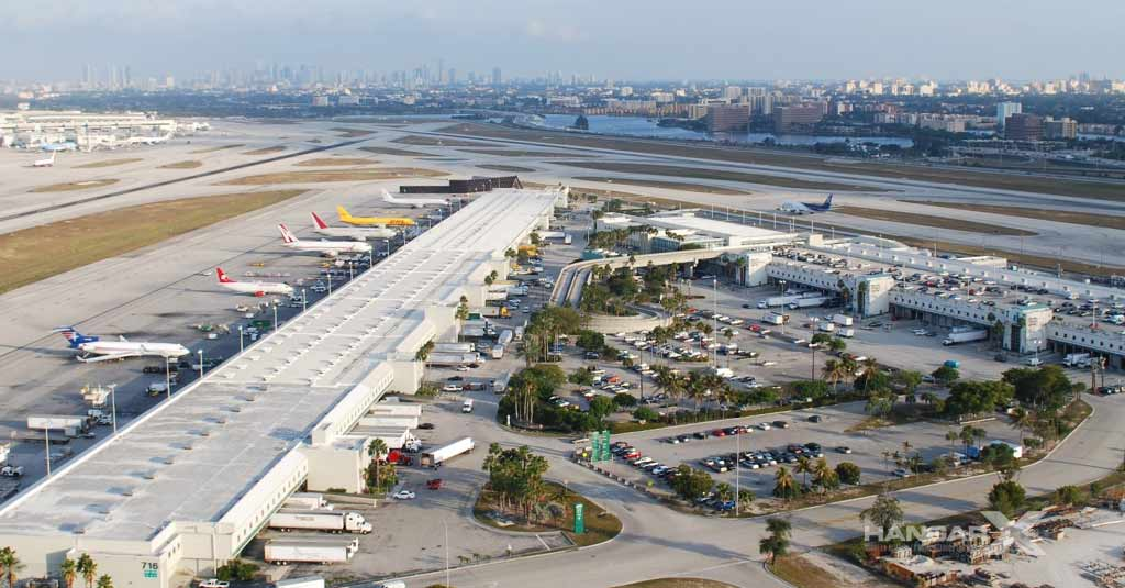 Aeropuerto Internacional de Miami (MIA) - Carga Aérea