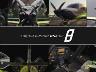 Cirrus Aircraft celebra las 8.000 unidades de la serie SR con una edición limitada