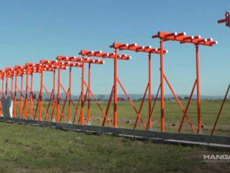 Instalaron un nuevo ILS en el Aeropuerto de Córdoba