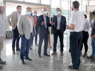 Reactivarán las obras del Aeropuerto de La Rioja