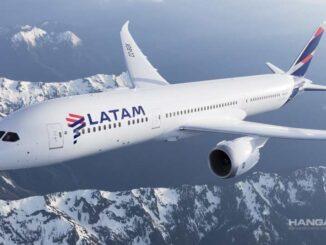 Sustentabilidad: LATAM Airlines fue reconocida como la mejor aerolínea de Sudamérica