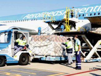 vuelo de Aerolíneas Argentinas a China traerá más vacunas Sinopharm