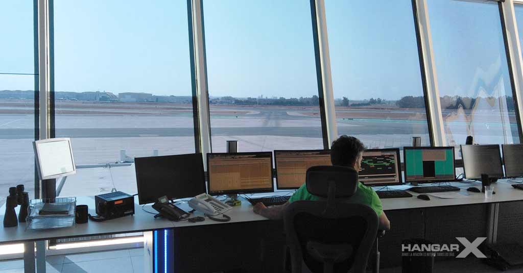 Aeropuerto de Sevilla inicia operaciones como torre avanzada