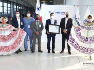 Aeropuerto Internacional de Panamá recibe certificación de bioseguridad