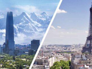 Air France celebra 20 años de sus vuelos directos a Santiago de Chile