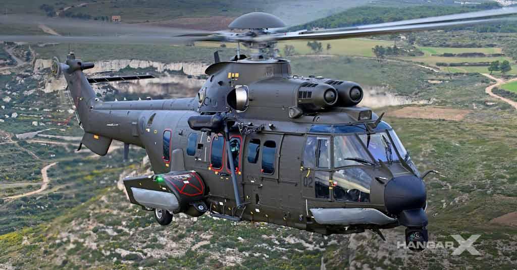 Airbus Helicopters H225M - Fuerza Aérea de Singapur