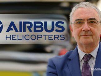 Airbus Helicopters designó a Alberto Robles como nuevo jefe para América Latina