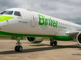 Binter - Embraer E195-E2