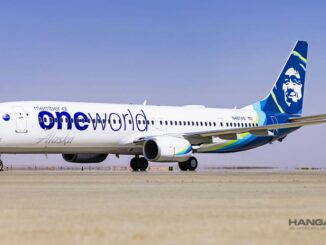 Alaska Airlines se une a Oneworld
