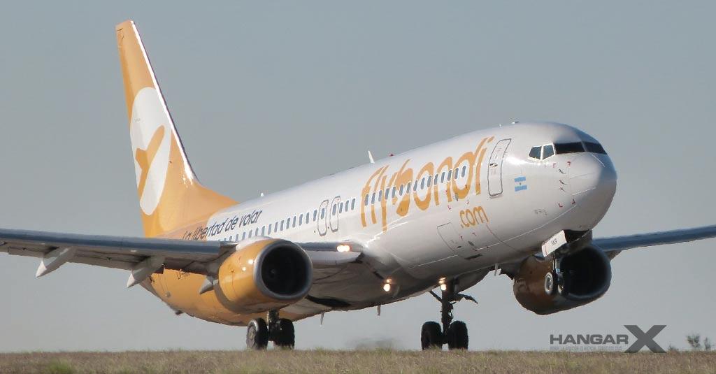 Flybondi realizará sus vuelos regulares desde Aeroparque