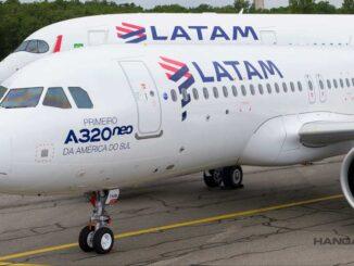 LATAM Airlines - Vuelos