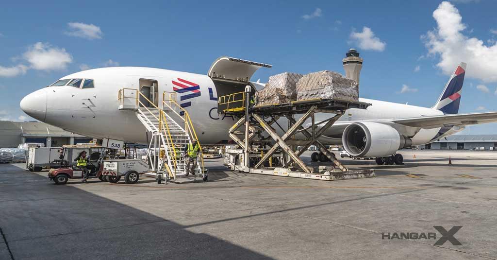 LATAM Cargo incrementará su flota de aviones