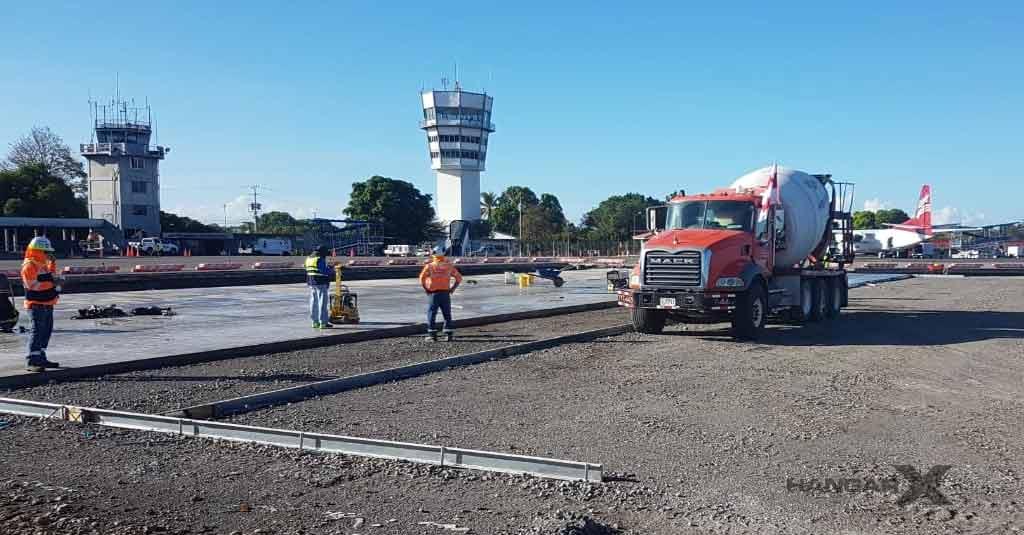 Panamá: Avanzan las obras del Aeropuerto Enrique Malek