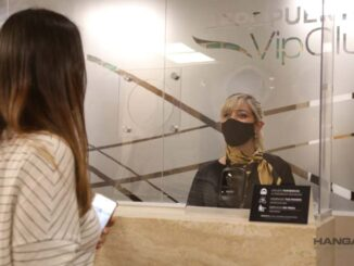 """Sala VIP """"Aeropuertos VipClub"""" en Ezeiza"""