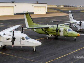 Cessna inicia los vuelos de certificación del SkyCourier