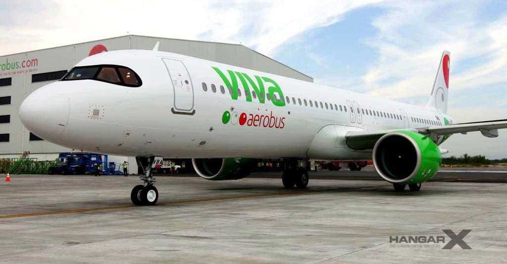 Viva Aerobus recibe certificación PRIME