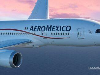 Aeroméxico ampliará su flota con más aviones Boeing
