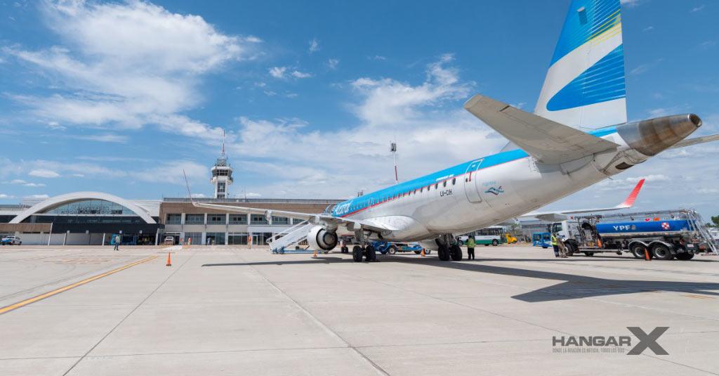 El Aeropuerto Internacional Rosario obtiene certificación sanitaria de ACI