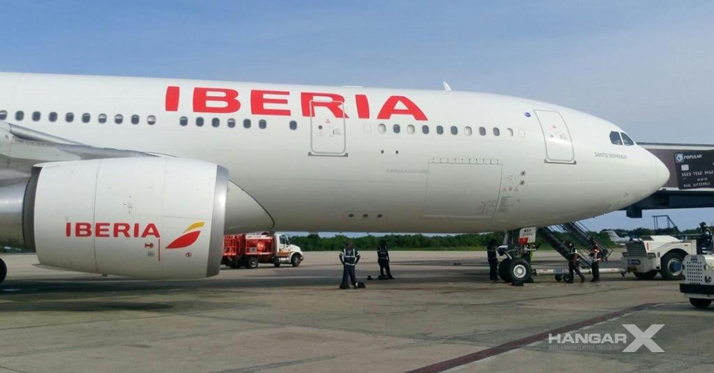 Iberia reiniciará los vuelos directos entre Madrid y Guayaquil