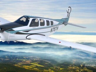 Beechcraft Bonanza G36 edición especial 75° Aniversario