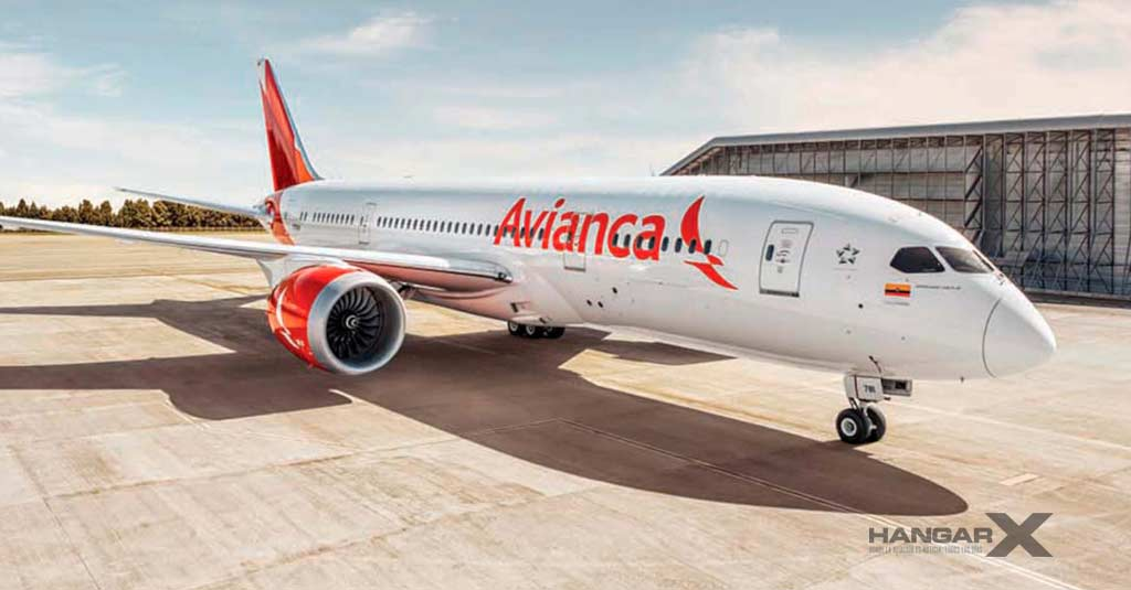 "Boeing 787 ""Dremaliner"" / Avianca Holdings S.A."
