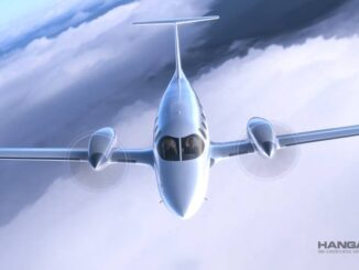 Bye Aerospace apuesta al mercado de los aviones eléctricos con su bimotor eFlyer 800