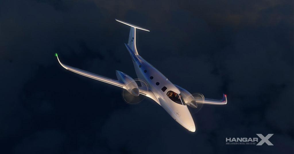 Bye Aerospace - eFlyer 800