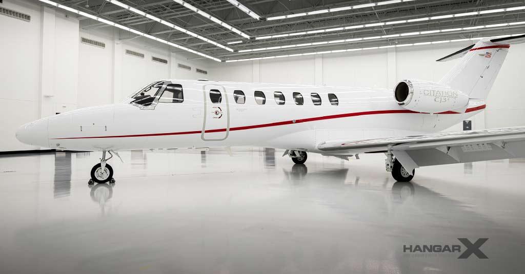 Cessna entregó la unidad N°600 de su Citation CJ3
