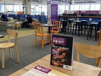 Delivery Point: El nuevo servicio de comida online en Aeroparque y Ezeiza