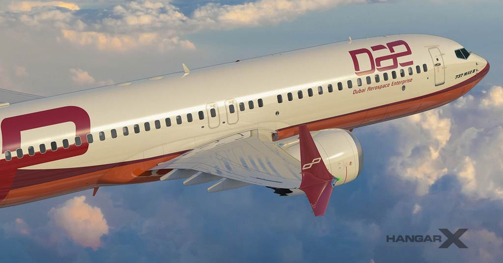 Dubai Aerospace Enterprise - Boeing 737 MAX