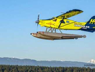 Tres empresas se asocian para certificar el primer avión comercial eléctrico del mundo