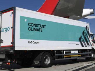 """IAG Cargo """"Constant Climate"""" (Vacunas - América Latina)"""