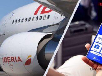 Iberia estrenará el IATA Travel Pass entre Europa y América Latina