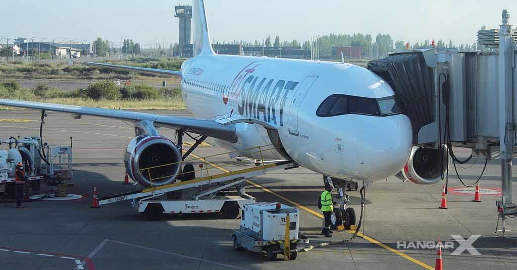 JetSMART Airlines inicia el proceso para establecerse en Perú