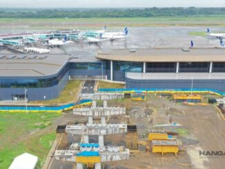 desarrollo infraestructura aeroportuaria