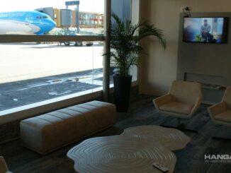 Sala Vip de Aeroparque - Aeropuertos Argentina 2000