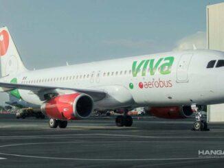 Viva Aerobus transportó más de un millón de pasajeros en marzo