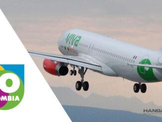 Viva Aerobus anunció sus vuelos desde Ciudad de México a Bogotá