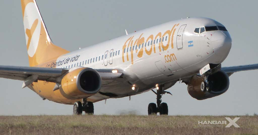 A un mes del inicio de los vuelos de Flybondi desde Aeroparque