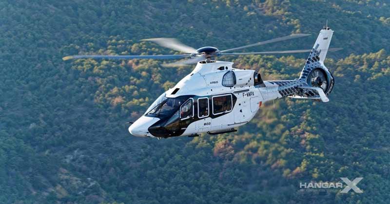 El Airbus Helicopters H160 recibió la certificación de la JCAB de Japón