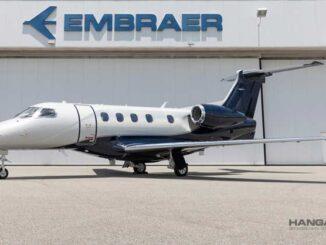 Embraer entregó la unidad N°600 de su Jet Liviano Phenom 300