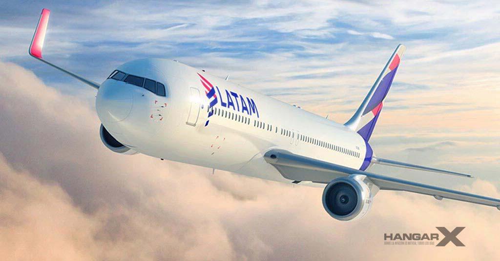 LATAM Airlines Brasil / Vuelos (Boeing 767)