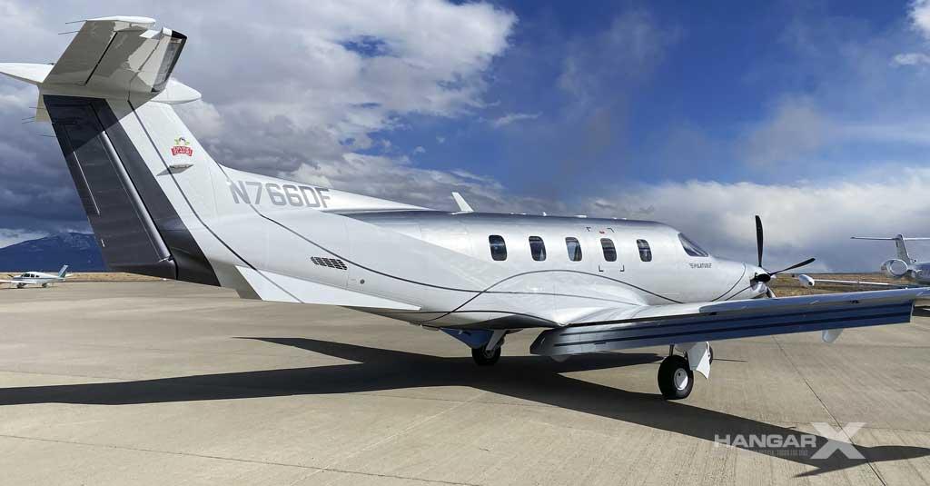 Pilatus Aircraft entrega la unidad N° 1.800 de su modelo PC-12