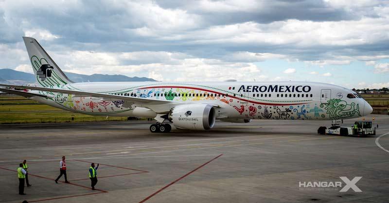 Aeroméxico incrementará sus vuelos a Europa