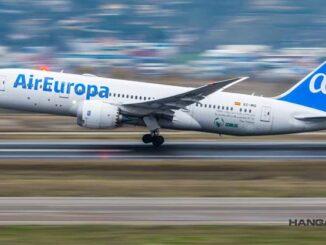 Air Europa - Boeing 787 / Destinos