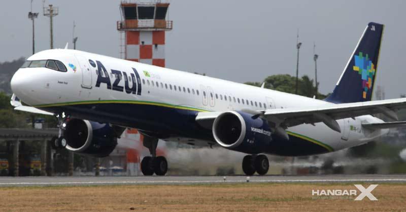 Airbus A321neo / Azul Linhas Aereas