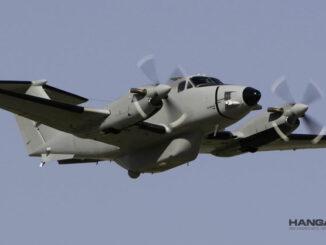 Beechcraft King Air 300 de la US Army superó las 50.000 horas de vuelo
